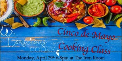 Cinco de Mayo Cooking Class
