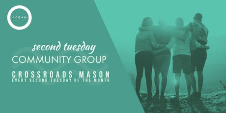 OCEAN Second Tuesday Community Group - Mason tickets