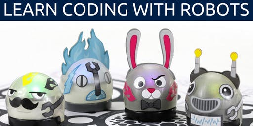 Learn Coding with Robots (Ozobots)