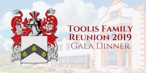 Toolis Family Gala Dinner 2019