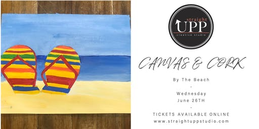 Canvas & Cork | By The Beach