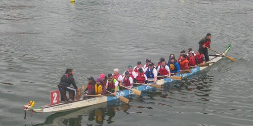 2019 MoveUP Dragon Boat Festival Team - SORRY WE ARE NOW SOLD OUT