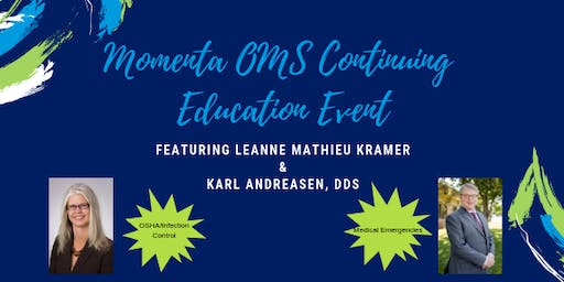 Momenta OMS Continuing Education Event