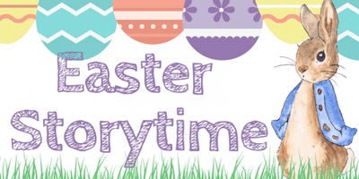 Bishops Cleeve Library - Easter Storytime and Craft