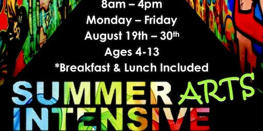 CCE's Summer Arts Intensive