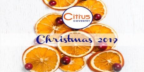 ALL INCLUSIVE CHRISTMAS PARTIES tickets
