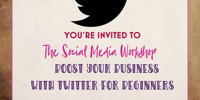 The Social Media Workshop – Boost your Business with Twitter