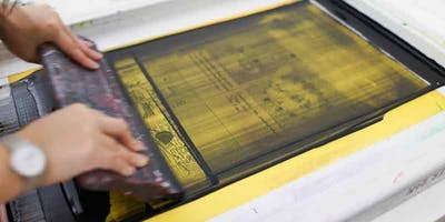 Gallery Oldham - Screen Printing