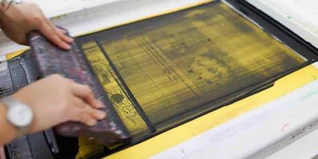 Gallery Oldham - Screen Printing tickets