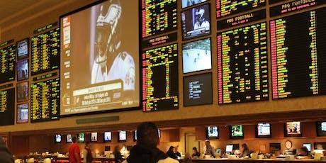 Understanding Sports Betting - July 2019 tickets