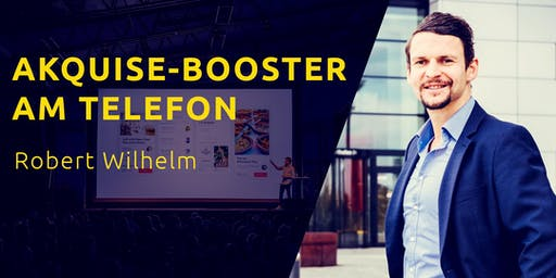 AKQUISE-BOOSTER am TELEFON