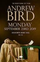 "ANDREW BIRD - ""MY FINEST WORK YET"""
