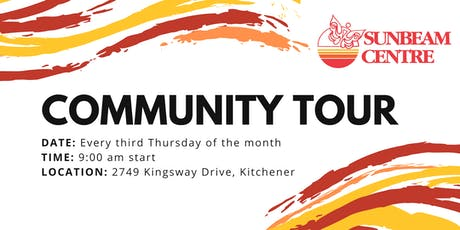 Community Tour of Sunbeam Centre - October 17, 2019 tickets