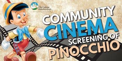 Community Cinema Screening - Pinocchio
