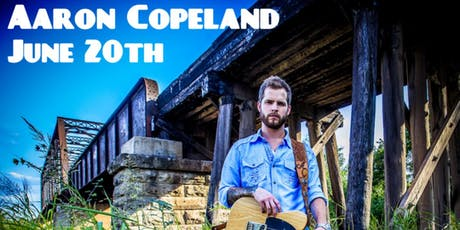Aaron Copeland tickets