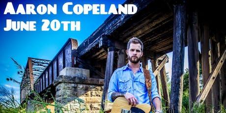 Aaron Copeland tickets