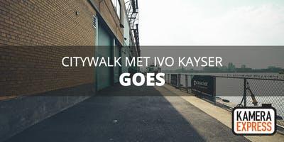 Canon Citywalk Goes