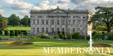 MembersOnly Charity Open Golf Day tickets