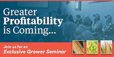 Exclusive Grower Lunch Seminar - March 27 Richmond IN