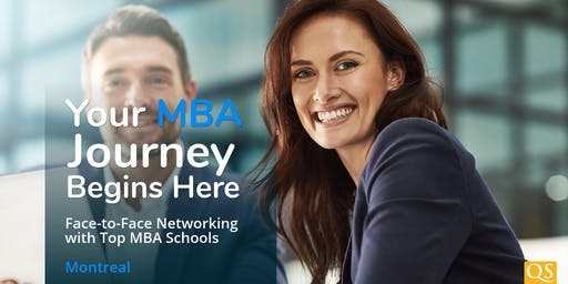 World's Largest MBA Tour is Coming to Montreal - Register for FREE