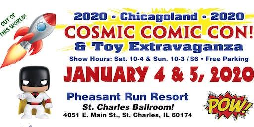 Cosmic Comic Con