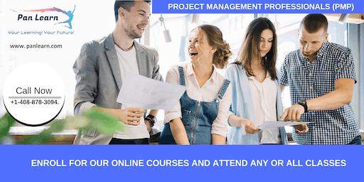 PMP (Project Management) Certification Training In Tucson, AZ