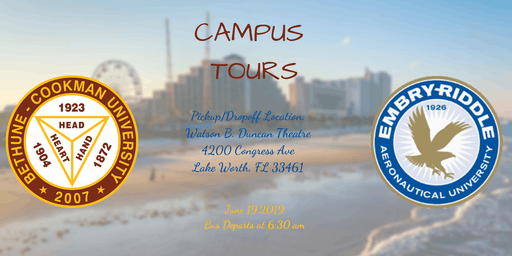 Daytona College Tour: Bethune-Cookman and Embry-Riddle
