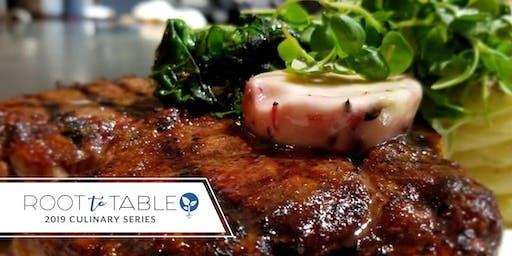 1st Progressive Taste of Blue Ridge Root to Table Dinner