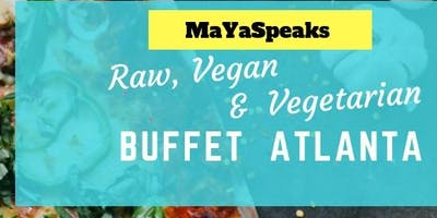 Raw, Vegan & Vegetarian BUFFET