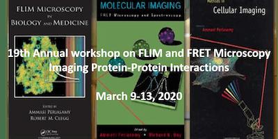 19th Annual workshop on FLIM and FRET Microscopy