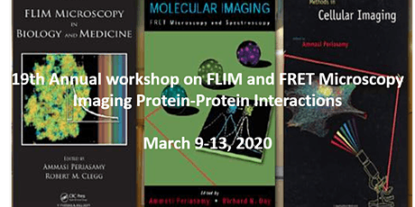 19th Annual workshop on FLIM and FRET Microscopy tickets