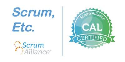Certified Agile Leadership II (CAL II) - New York