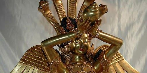 Sacred Art & Sound of the Himalayas