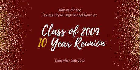 DBHS Class of 2009 10 Year Reunion  tickets