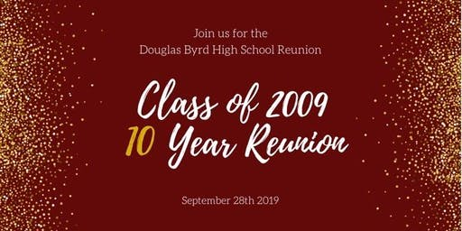 DBHS Class of 2009 10 Year Reunion