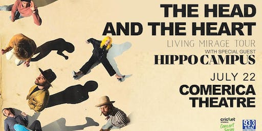 The Head and the Heart - Living Mirage Tour