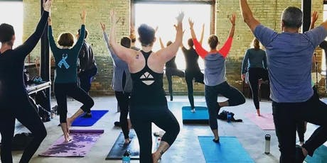 Yoga & Brew at Saint Paul Brewing tickets