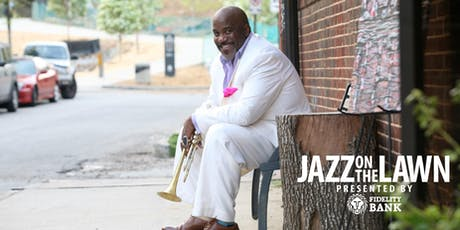 Joey Sommerville - Jazz on the Lawn Presented by Fidelity Bank tickets