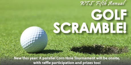 The Fifth Annual WTS Scramble tickets
