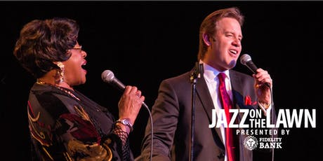 Joe Gransden & Francine Reed - Jazz on the Lawn Presented by Fidelity Bank tickets