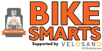Bike Smarts 2019 Educational Series - Supported by VeloSano