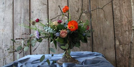 Summer Floral Arrangement tickets