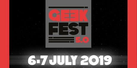 GeekFest 5.0 tickets
