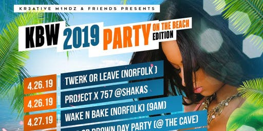 KBW 2019 Party On The Beach Edition