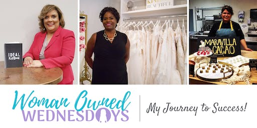 Woman Owned Wednesday: My Journey to Success