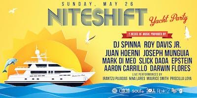 Niteshift 9 Year Anniversary w/DJ Spinna, Roy Davis Jr., Juan, Joseph+