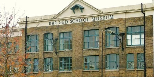 Paranormal Investigation at The Ragged School