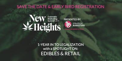 Cannabis Marketing Summit: Edibles & Retail