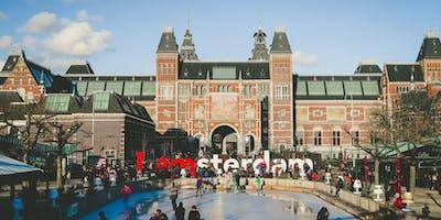 Tour gratis de Ámsterdam