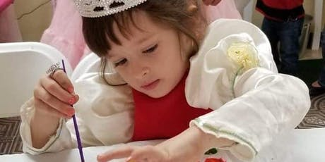 Princess Summer Camp at Rose Royalty Castle  tickets